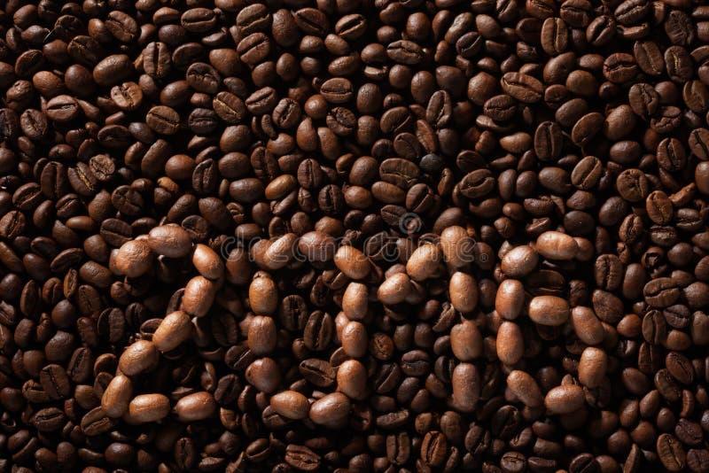 Inschrijving 2016 van koffiebonen stock afbeeldingen