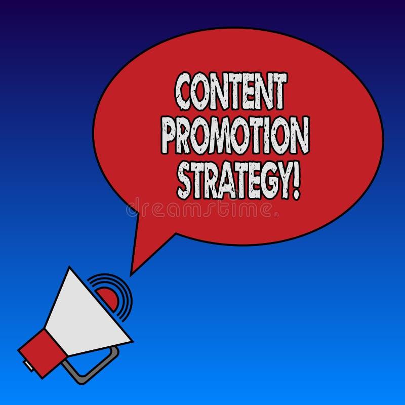 Inscription de la note montrant la stratégie satisfaite de promotion Photo d'affaires présentant pour engager dans l'assistance a illustration stock