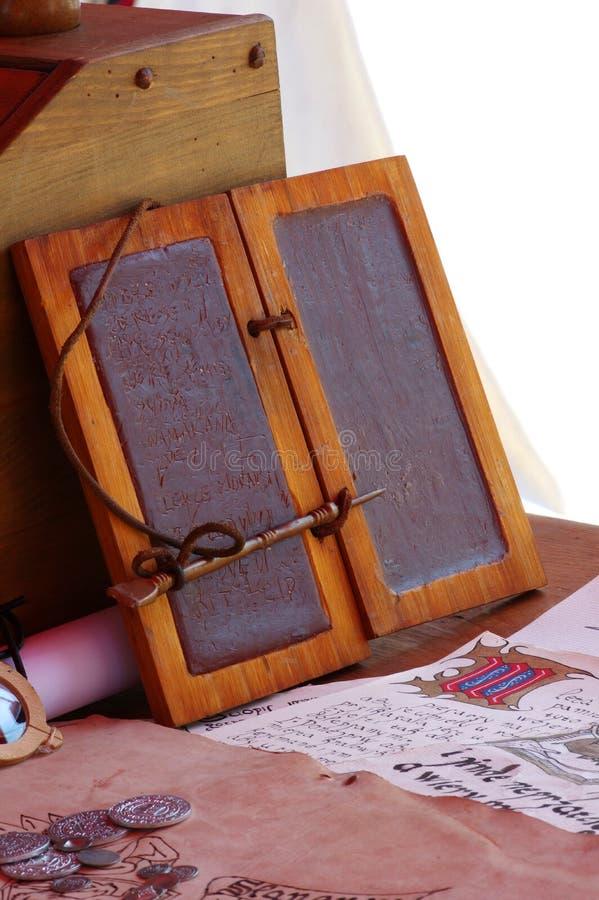 Download Inscription De La Vie Médiévale De Stii Photo stock - Image du éducation, past: 56484576