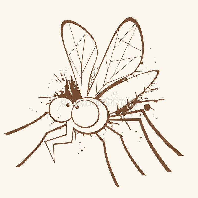Insect stock illustratie