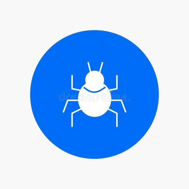 Insect, Aard, Indisch Virus, stock illustratie