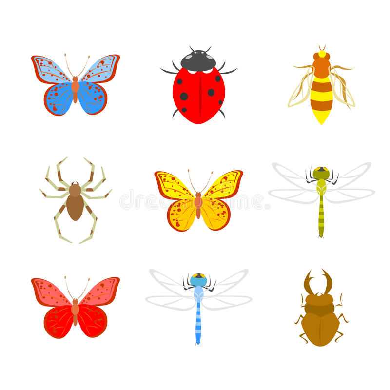 Download Insects Royalty Free Stock Photography - Image: 31707797