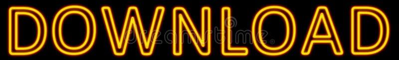 Insegna al neon di download royalty illustrazione gratis