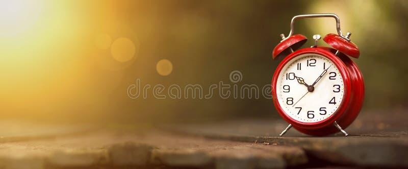 Insegna della gestione di tempo fotografia stock libera da diritti