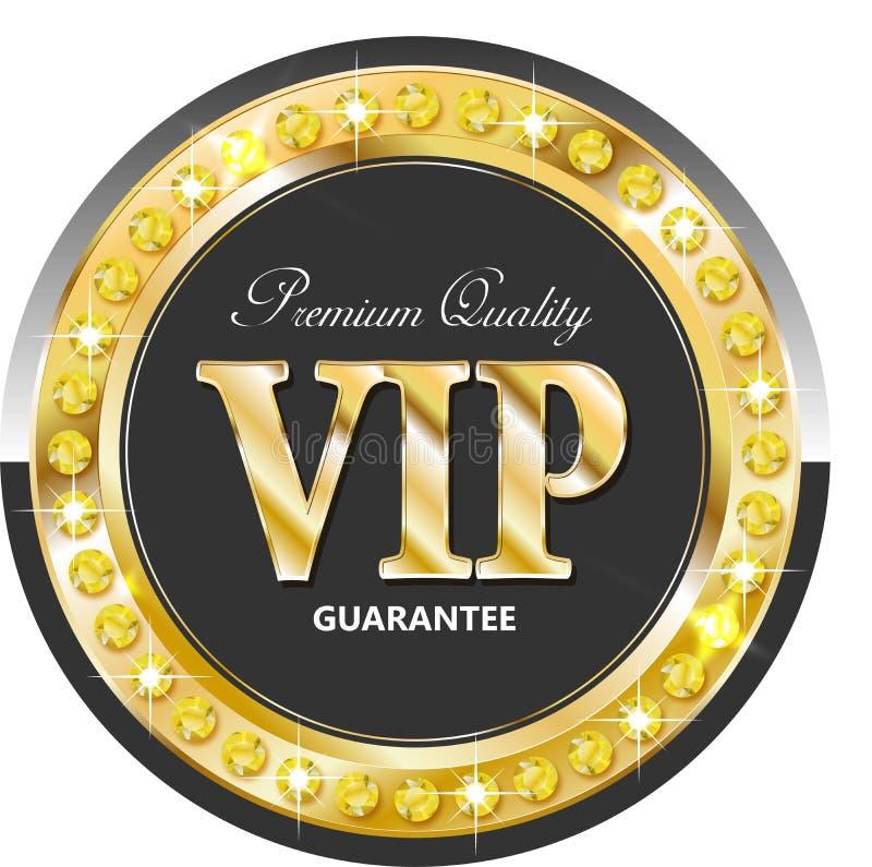 Insegna premio di VIP royalty illustrazione gratis