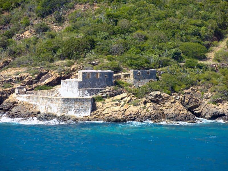 Insel-Fort stockbild
