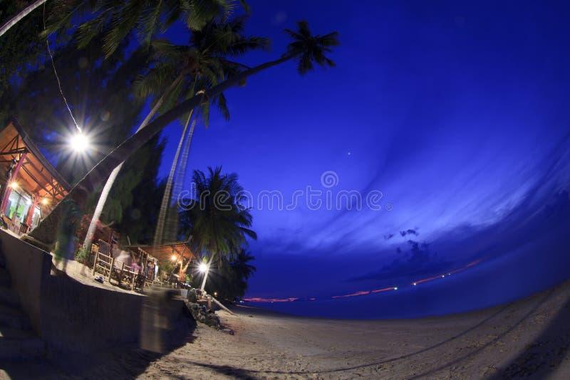 Insel-Paradies Stockfotografie
