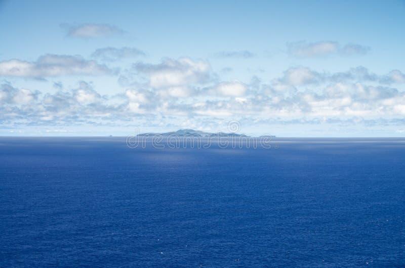 Insel Porto Santo, Madeira stockfotografie