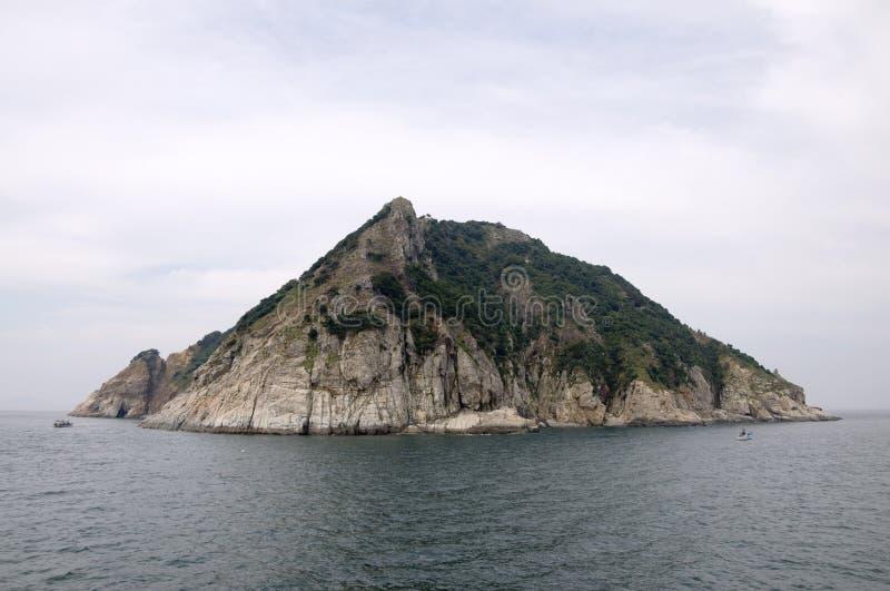 Insel, Südkorea stockfoto