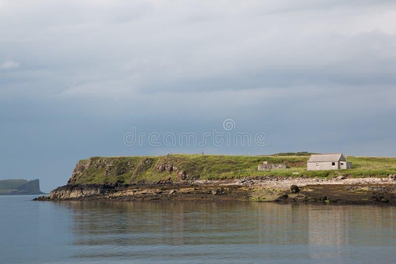 Insel Staffin, Insel Skye stockfotos