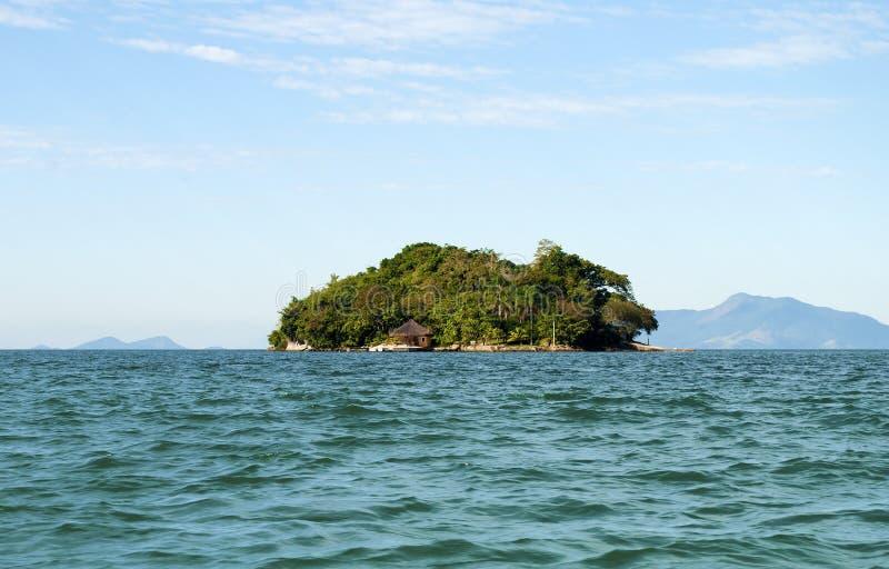Insel von angra stockbild