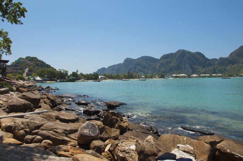Inseln von Thailand stockfotografie