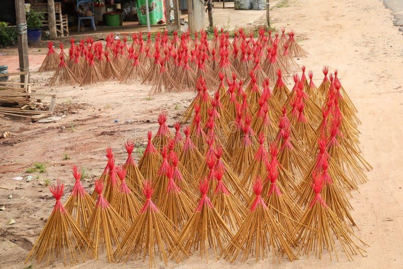 Insence au Vietnam images stock
