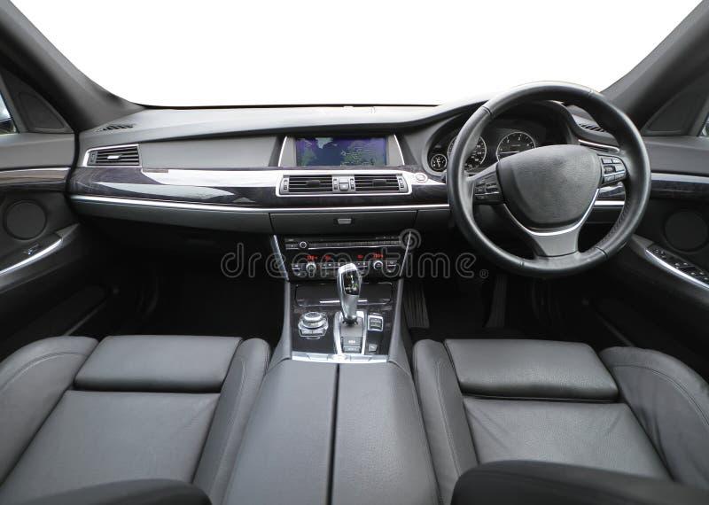 Inside a car stock photos
