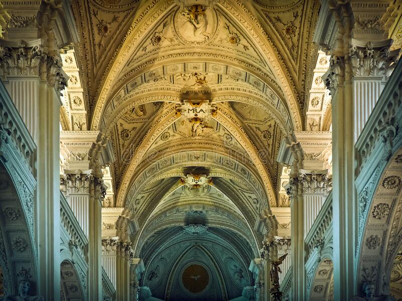 Inside Of A Cathedral During Day Time Free Public Domain Cc0 Image