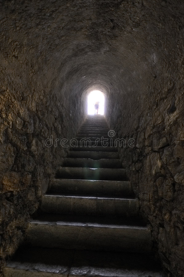 Inside the Citadel of Briançon, French Alps. Briançon is a commune in the Hautes-Alpes department in the Provence-Alpes-Côte d'Azur region in stock images