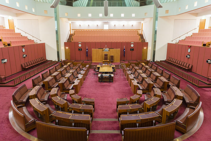Inside Domowi przedstawiciele, parlament fotografia stock