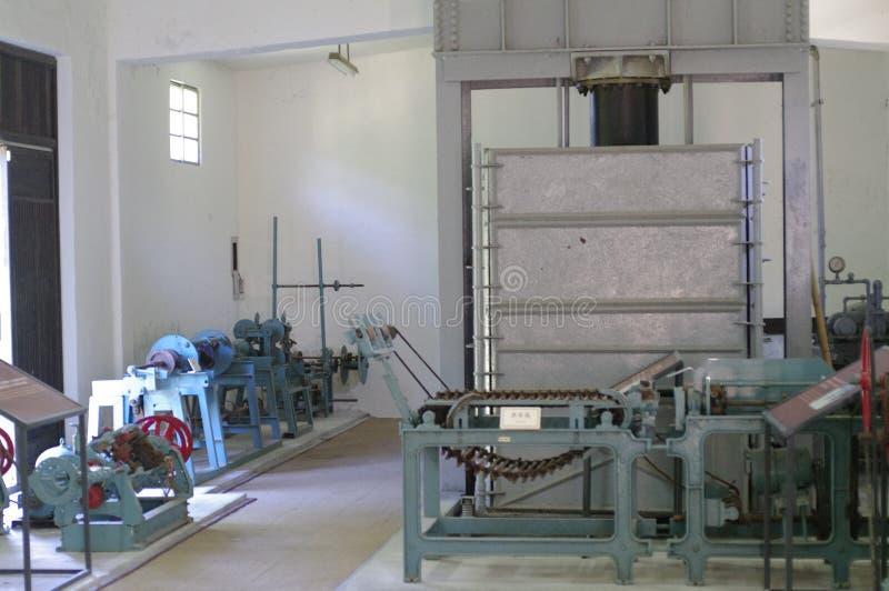 Inside Machine Shop Free Public Domain Cc0 Image