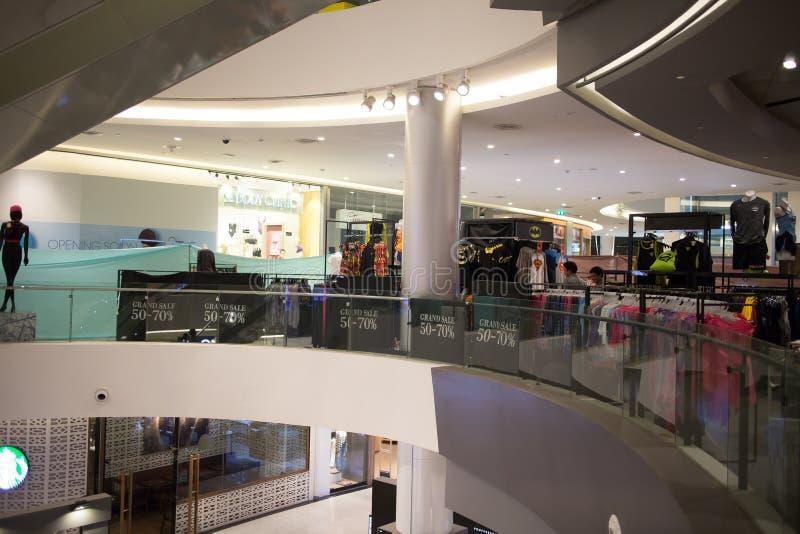 Inside majowie stylu życia centrum handlowe obrazy royalty free