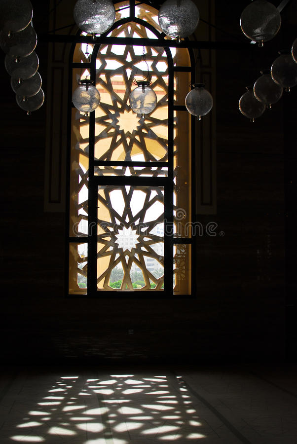 Free Inside The Mosque Stock Image - 13764201