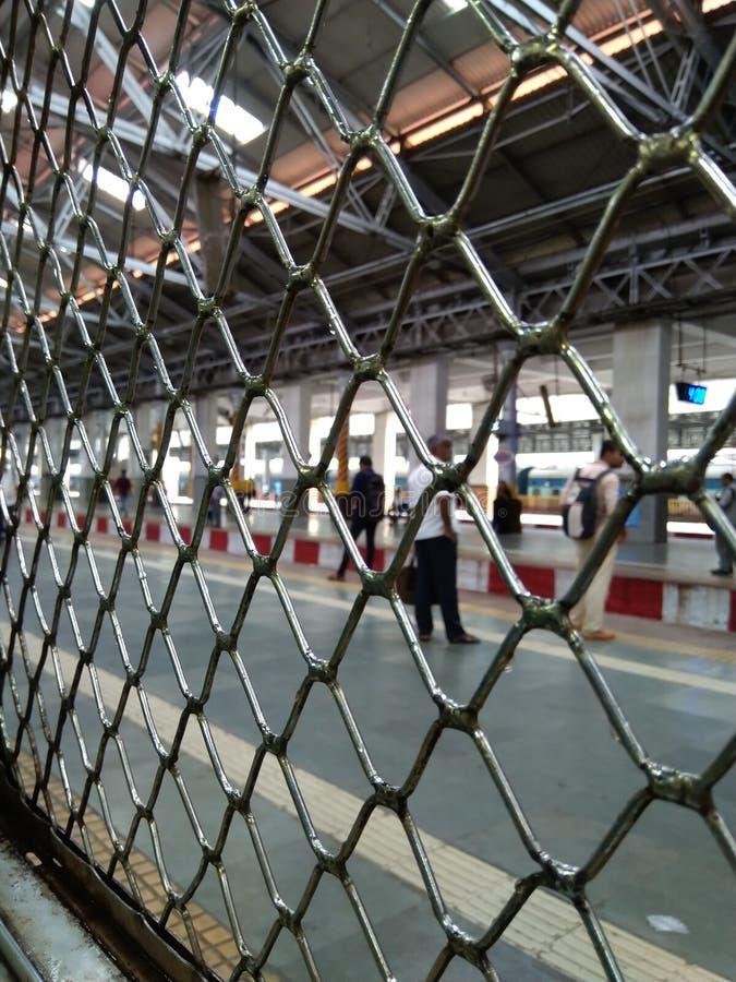 Inside Train lizenzfreie stockfotos