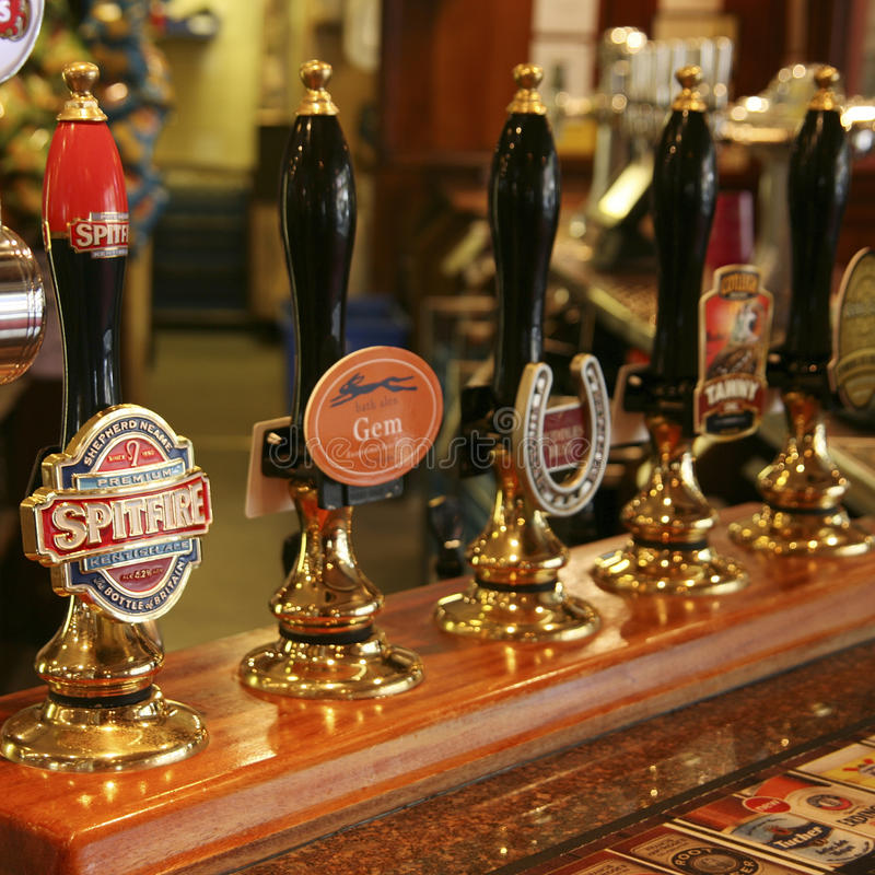 Download Inside View Of A English Pub Editorial Stock Image - Image of beverage, house: 23668509