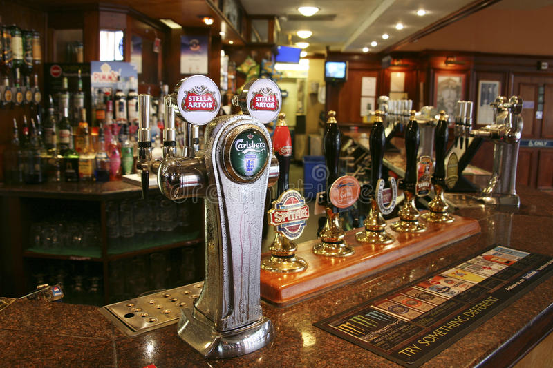 Download Inside View Of A English Pub Editorial Stock Photo - Image: 23668513