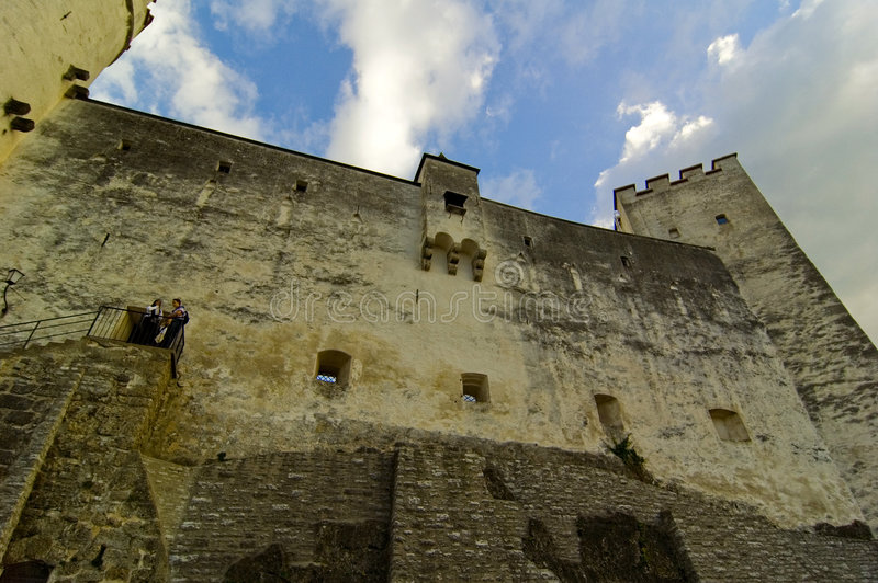 Download Inside View Of Hohensalzburg Stock Photo - Image: 1831802