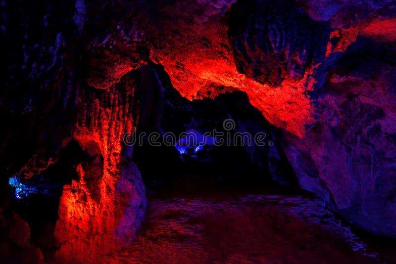 Download Inside Of YuHua Cave, Fujian, China Stock Photo - Image: 32258714