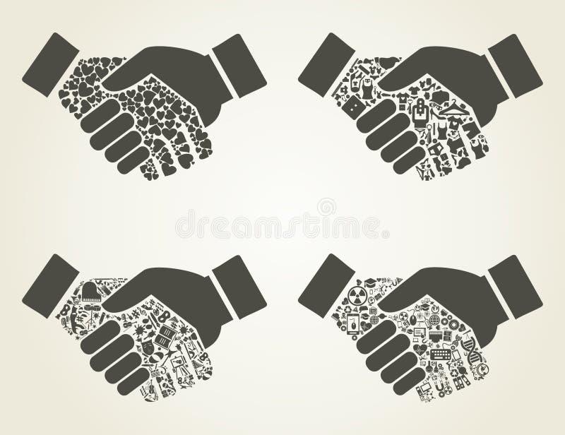 Hand8 royalty illustrazione gratis