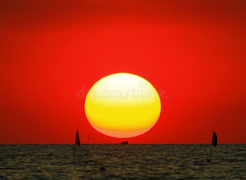 Insieme di Sun immagine stock