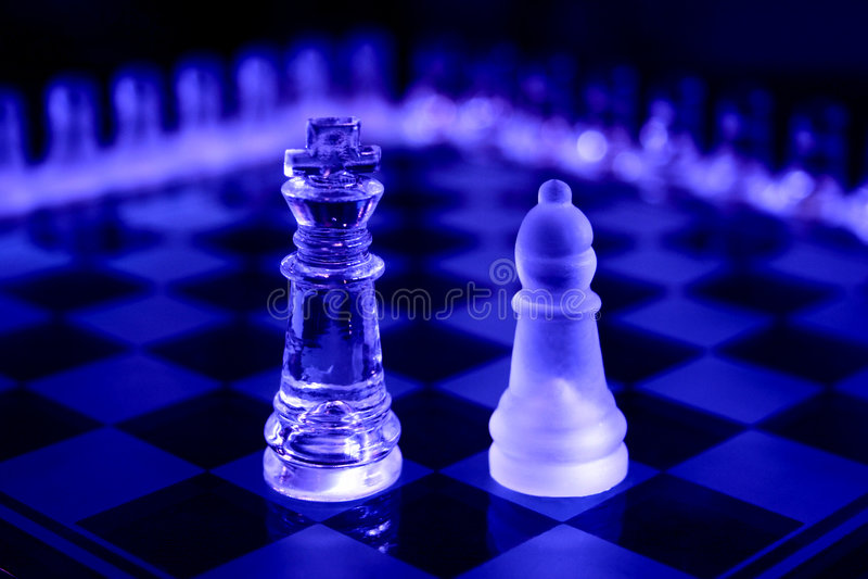 Download Insiemi di scacchi fotografia stock. Immagine di bishop - 222814