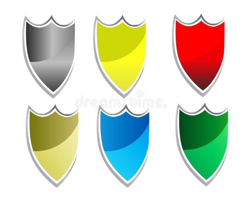 insigne de récompense illustration libre de droits