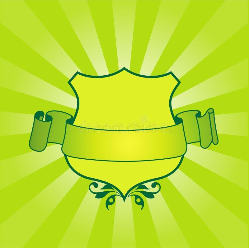 Insigne de récompense - vecteur illustration de vecteur