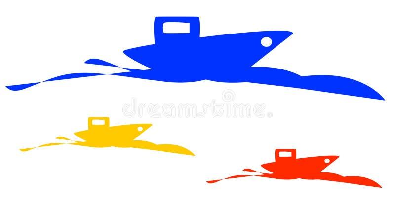 Insignia de la nave libre illustration