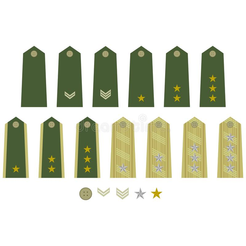Download Insignia Of The Norwegian Army Stock Vector - Image: 41946056