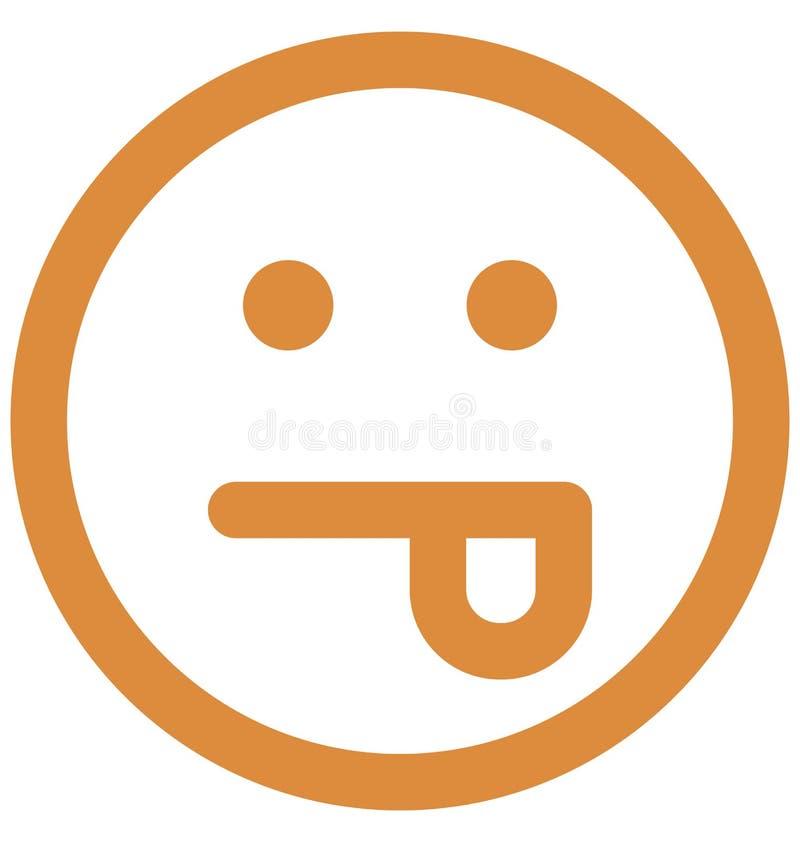Insolente, il vettore di caro ha isolato l'icona che può modificare o pubblicare facilmente royalty illustrazione gratis