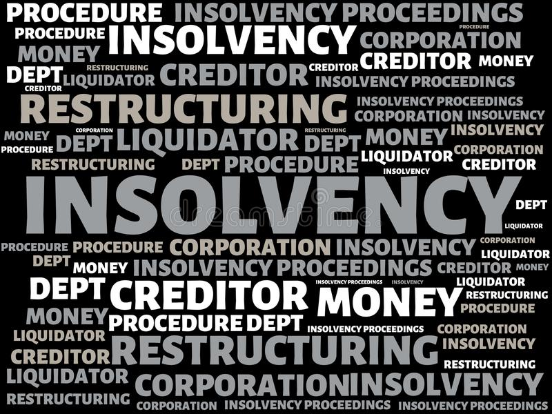 Image result for Insolvency procedure