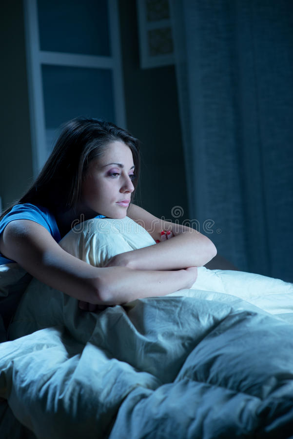 Download Insomnia stock image. Image of stress, young, caucasian - 35335337