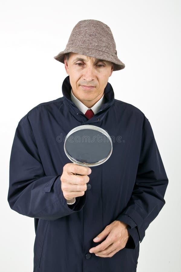 Inspecteur stock foto's