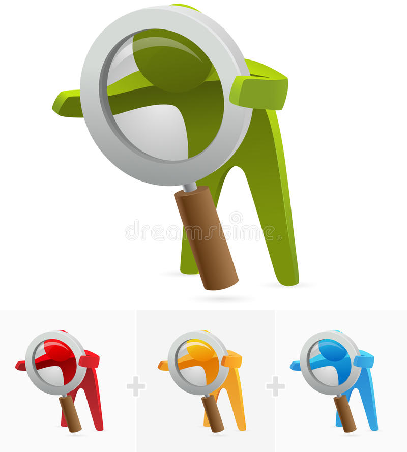 Inspection royalty free stock photography