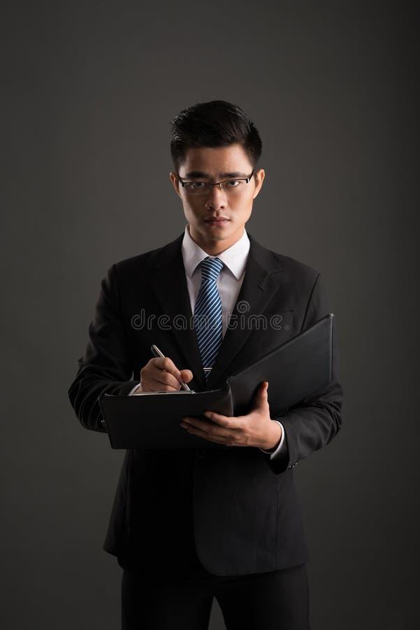 inspector imagens de stock royalty free
