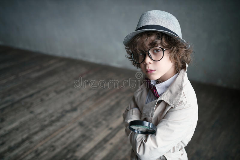 inspector foto de stock