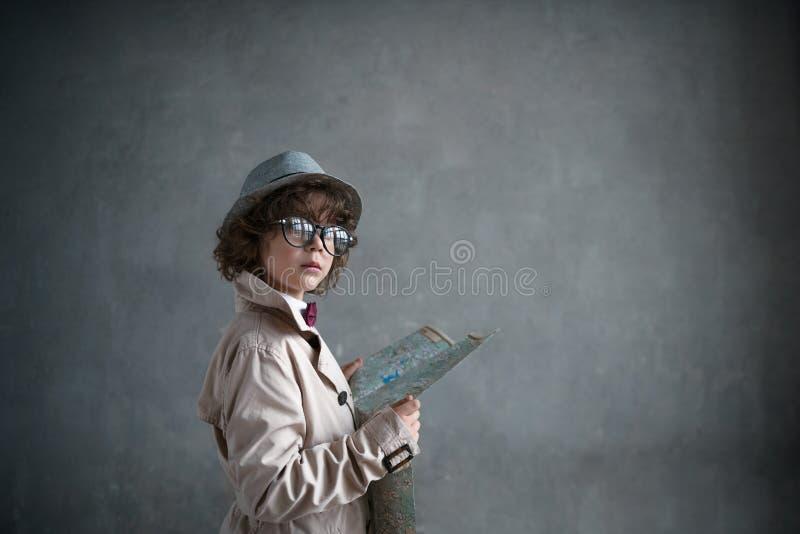 inspektor zdjęcie royalty free