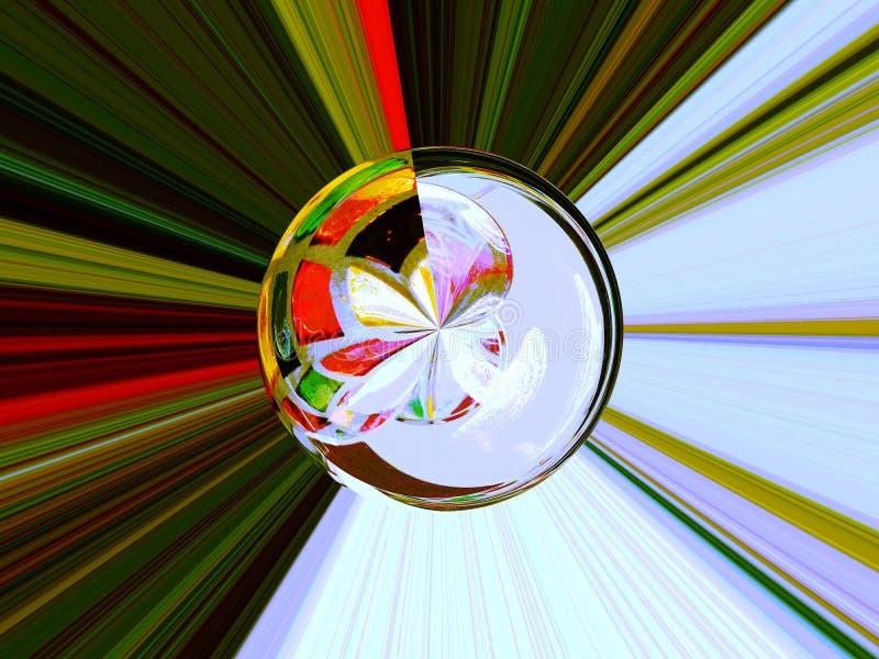 Inspiração 1 do Supernova de 5 foto de stock