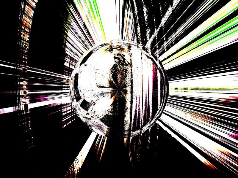 Inspiração 2 do Supernova de 5 imagem de stock