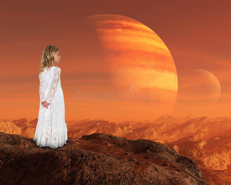 Inspiracja, Duchowy odradzanie, pokój, nadziei miłość fotografia stock