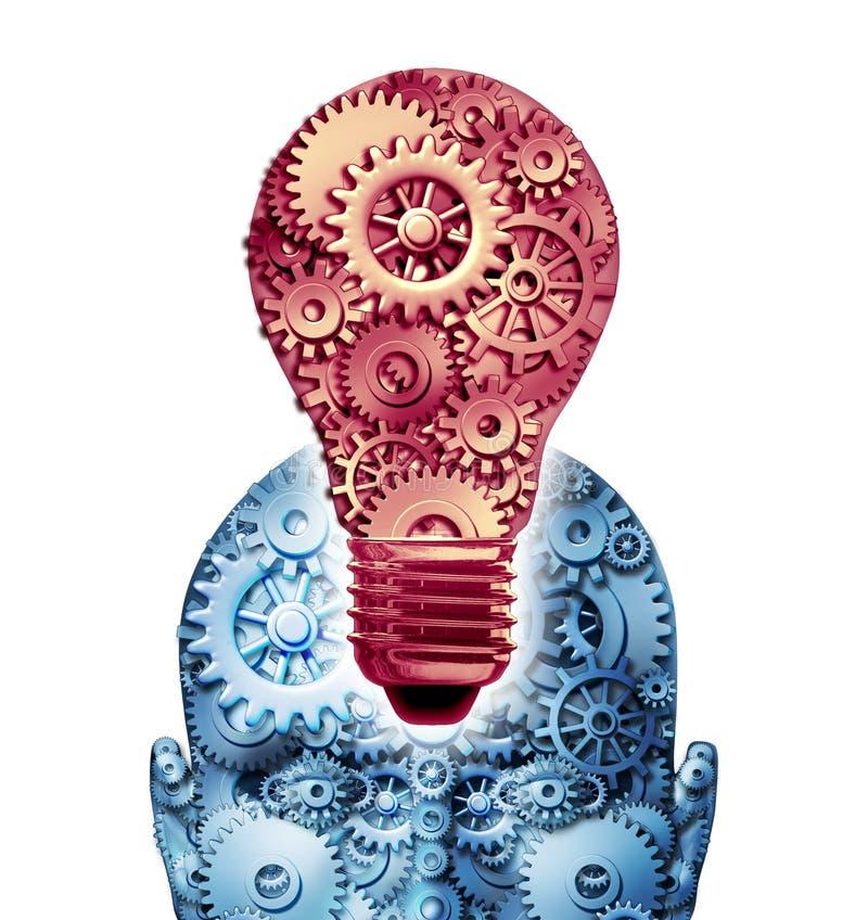Inspiration et idées illustration de vecteur
