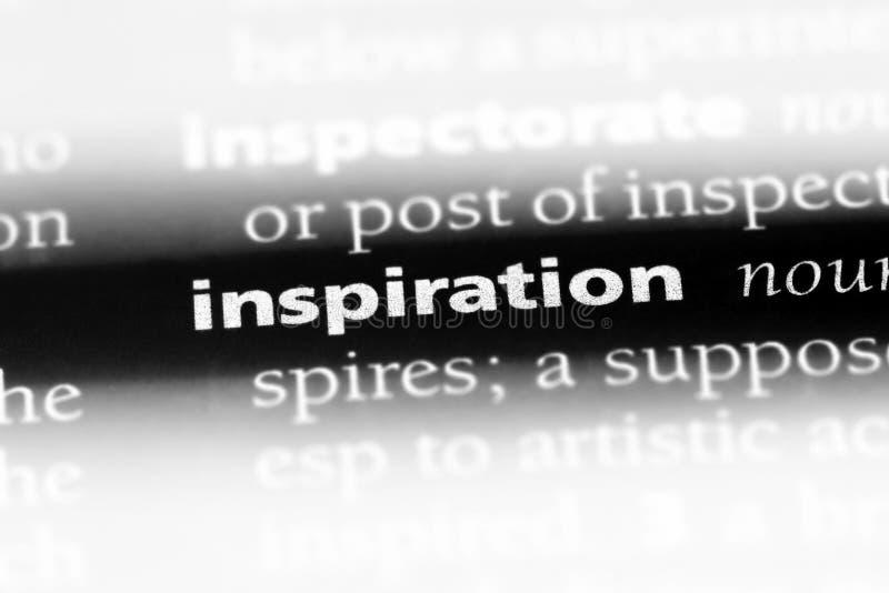 inspiration stock photography