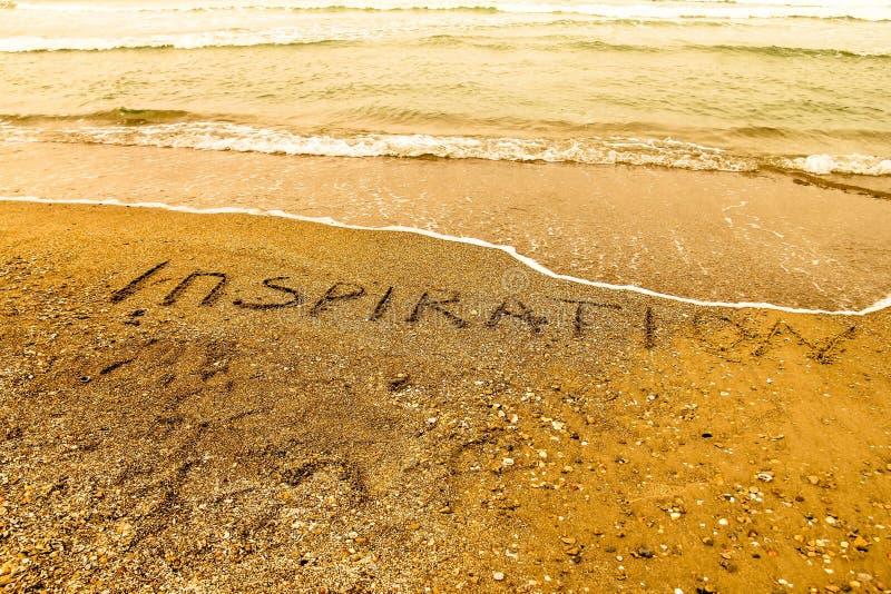 inspiration Kreatives Motivationskonzept lizenzfreie stockbilder